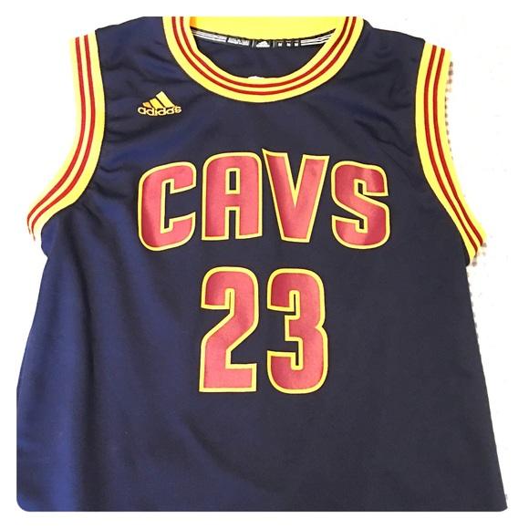 110c6ec00ed6 adidas Other - Adidas lebron james cavs Jersey